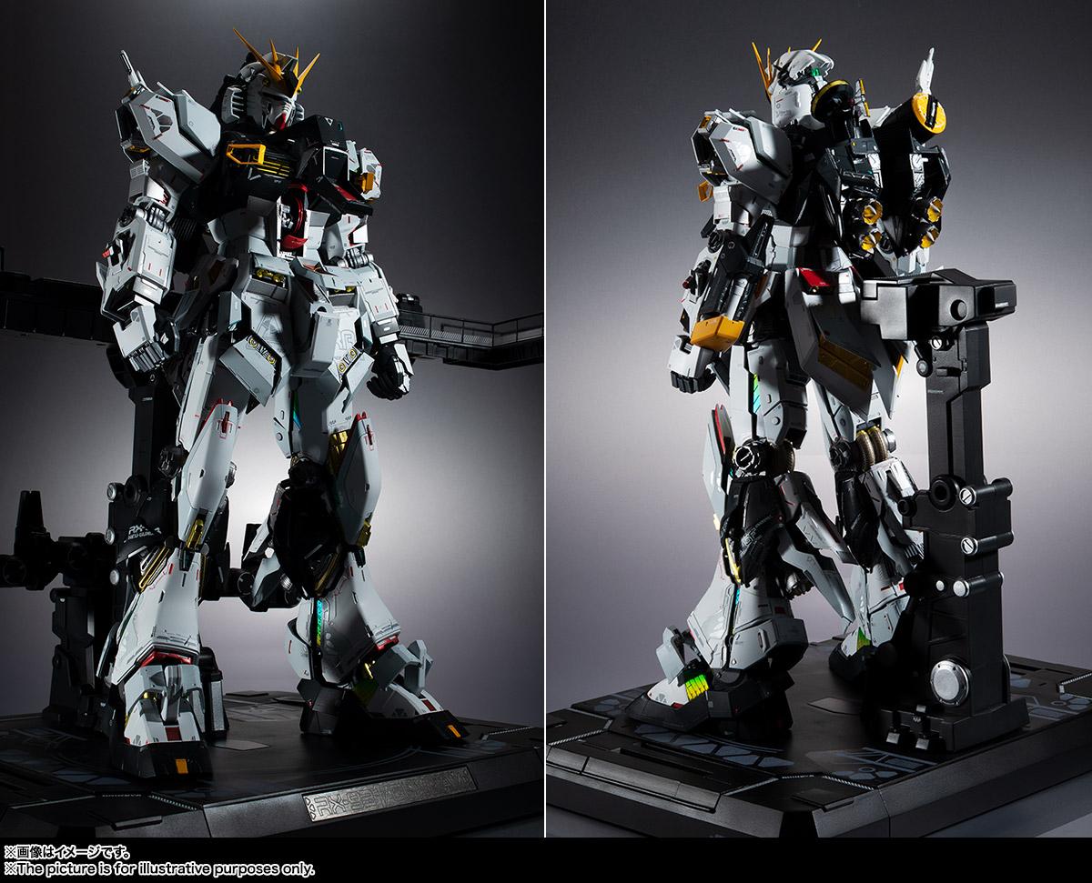 METAL STRUCTURE 解体匠機『RX-93 νガンダム』可動フィギュア-010