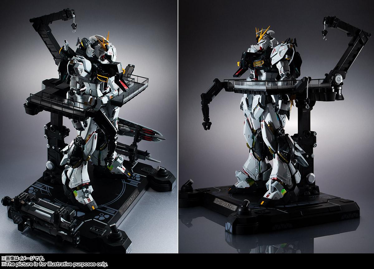 METAL STRUCTURE 解体匠機『RX-93 νガンダム』可動フィギュア-011