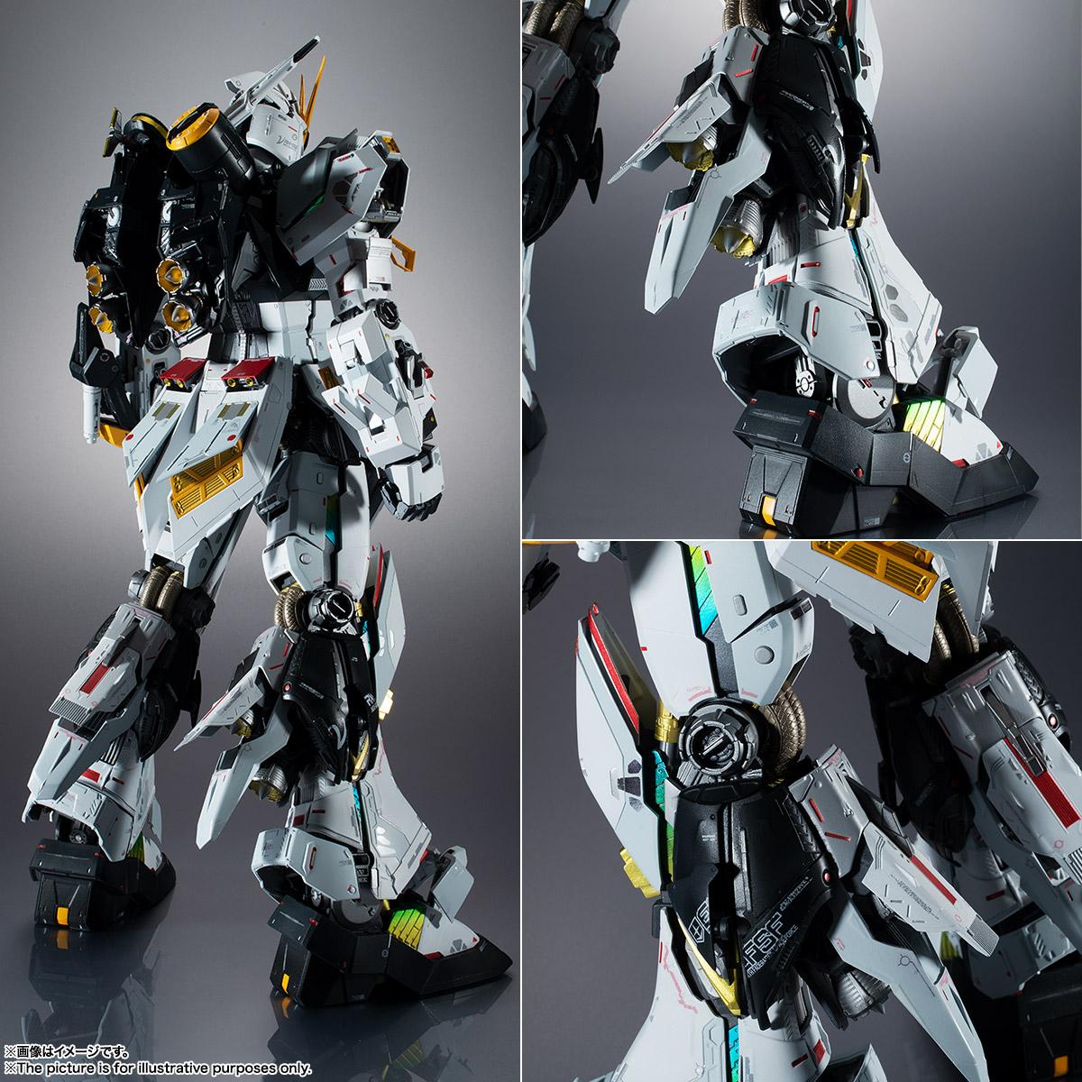 METAL STRUCTURE 解体匠機『RX-93 νガンダム』可動フィギュア-012