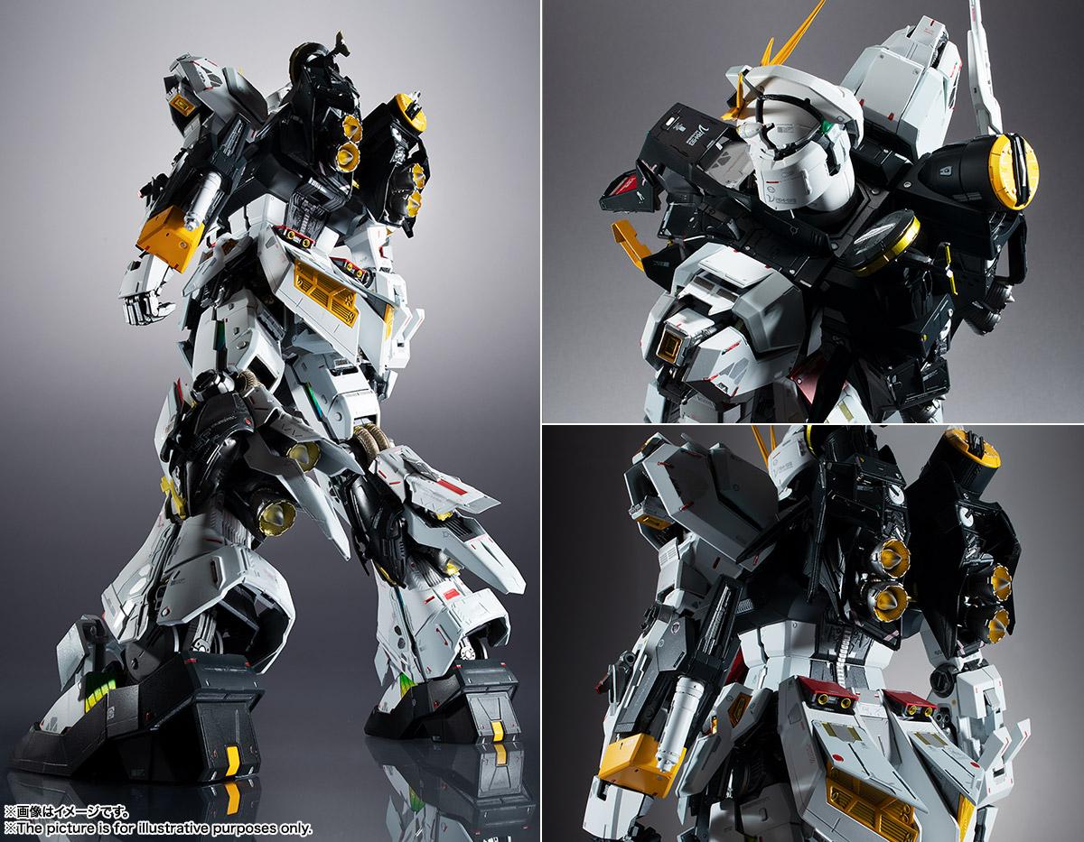 METAL STRUCTURE 解体匠機『RX-93 νガンダム』可動フィギュア-013
