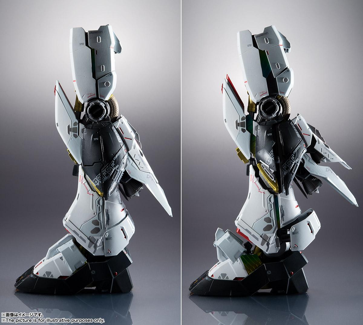 METAL STRUCTURE 解体匠機『RX-93 νガンダム』可動フィギュア-015