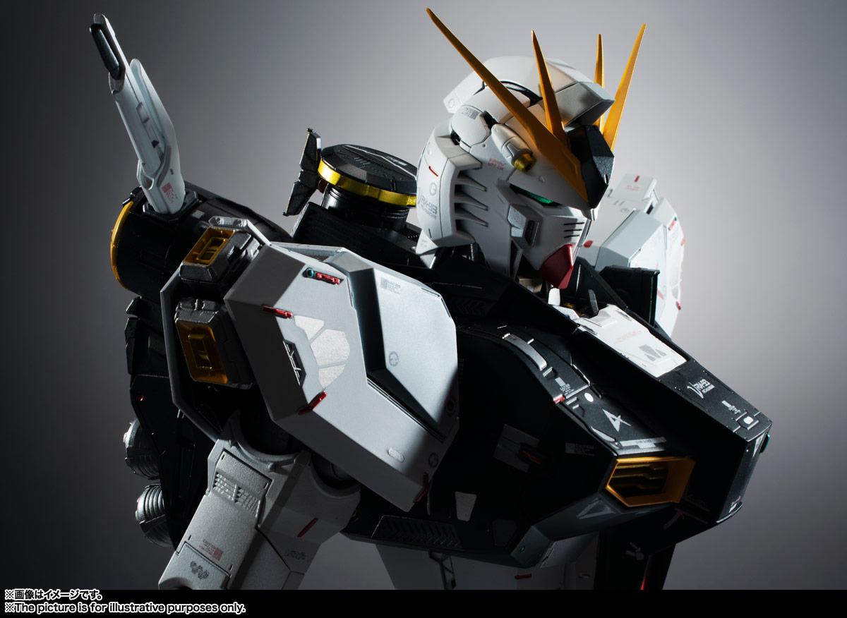 METAL STRUCTURE 解体匠機『RX-93 νガンダム』可動フィギュア-016