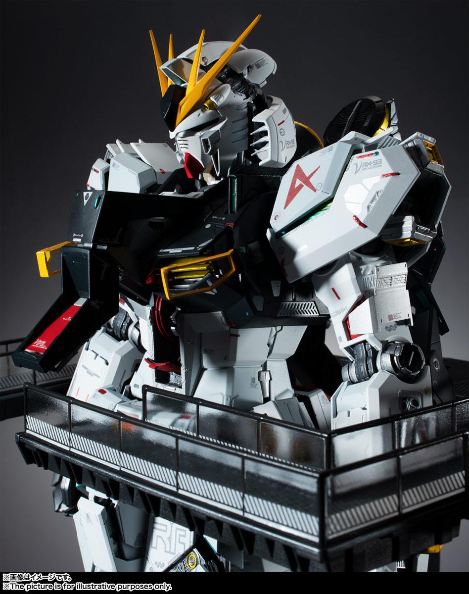METAL STRUCTURE 解体匠機『RX-93 νガンダム』可動フィギュア-018