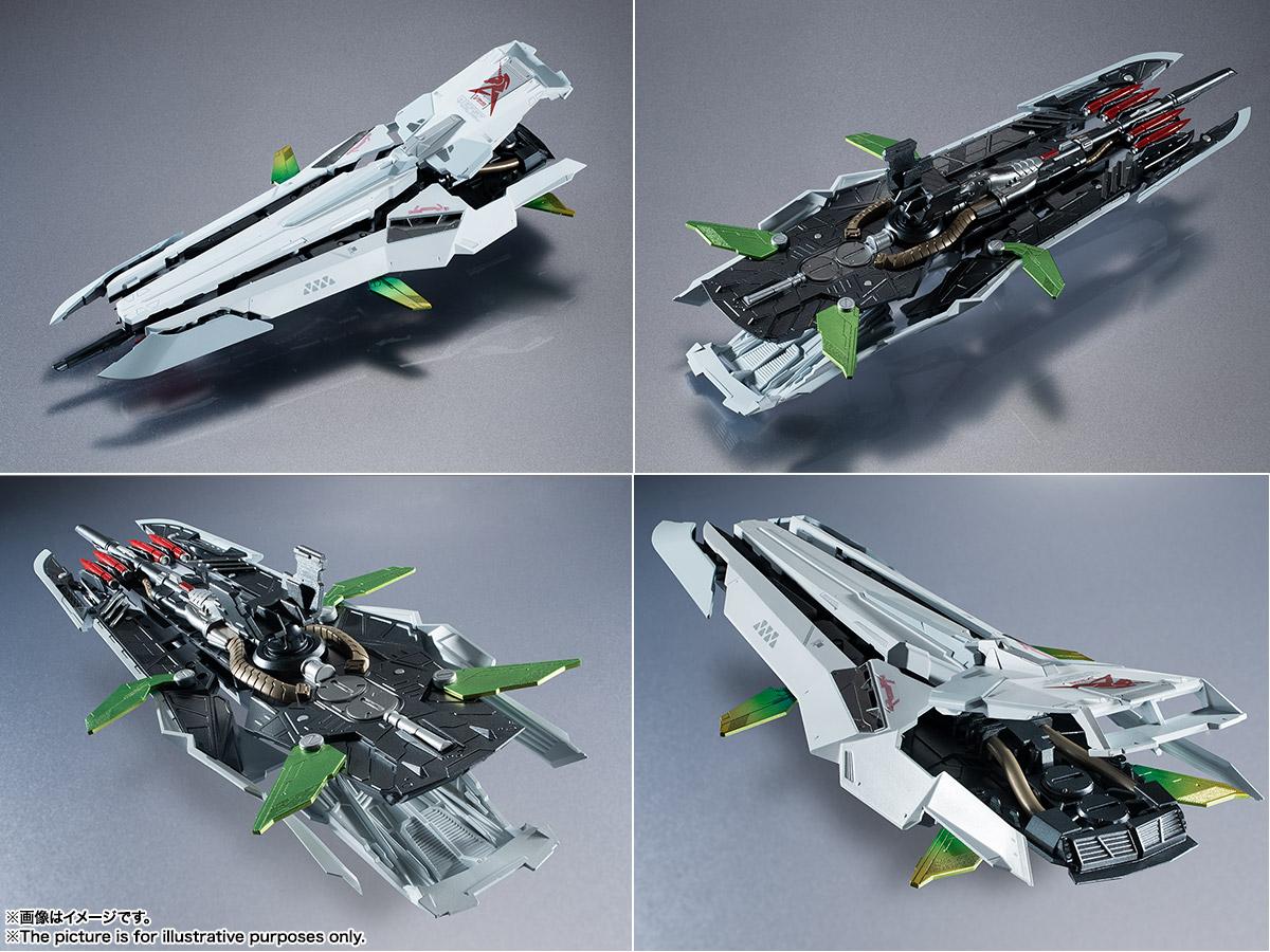 METAL STRUCTURE 解体匠機『RX-93 νガンダム』可動フィギュア-020