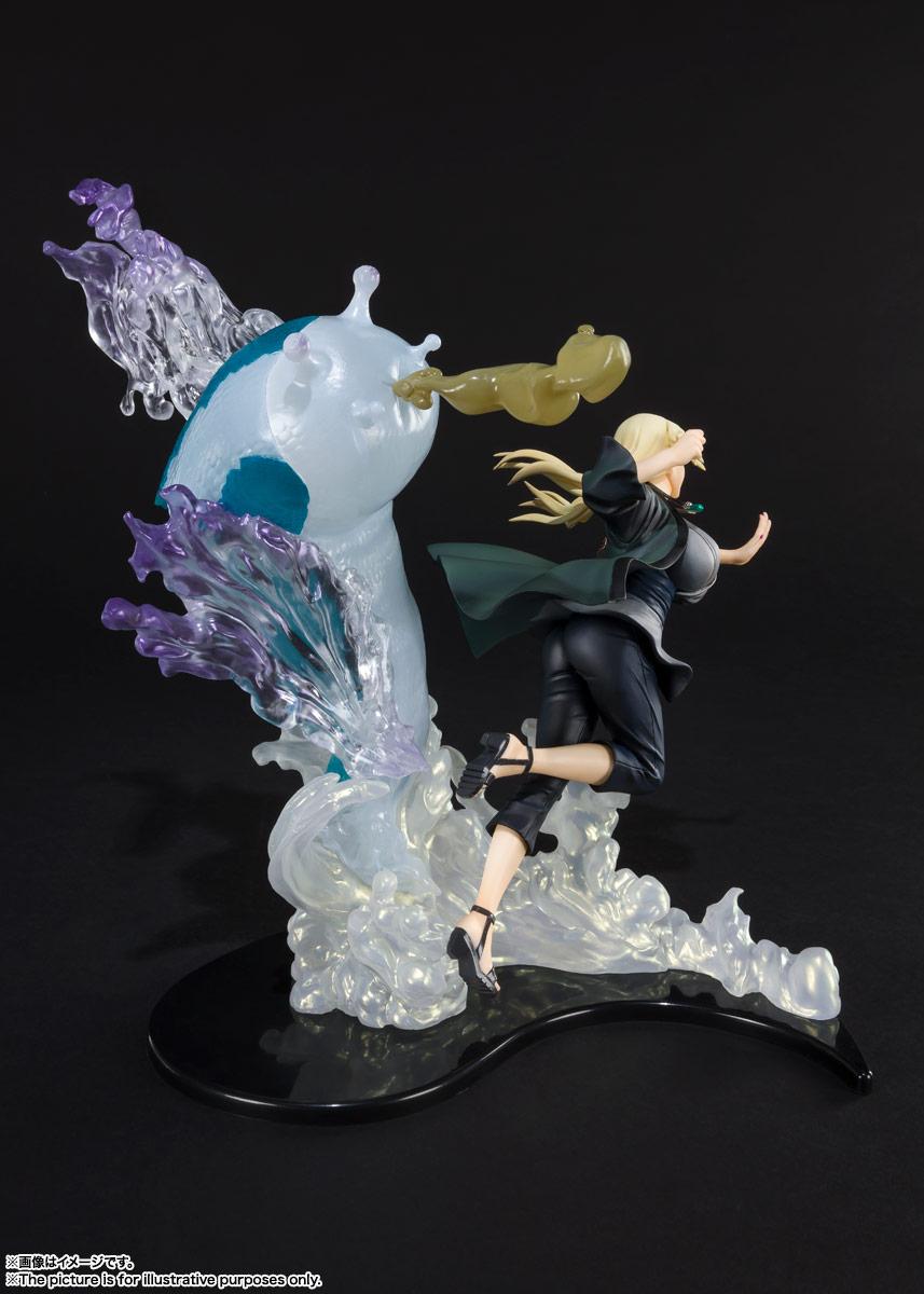 フィギュアーツZERO『綱手 絆Relation』NARUTO -ナルト- 疾風伝 完成品フィギュア-003
