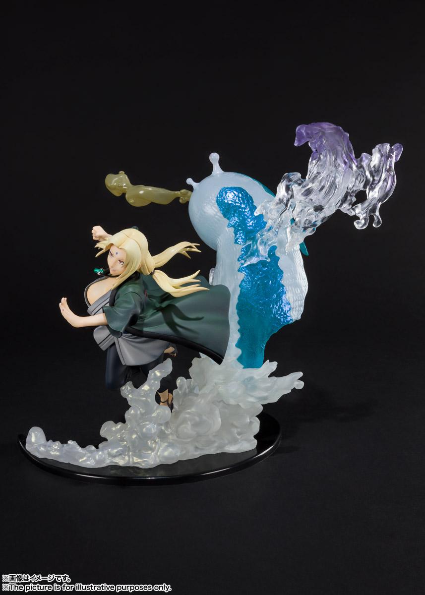 フィギュアーツZERO『綱手 絆Relation』NARUTO -ナルト- 疾風伝 完成品フィギュア-004