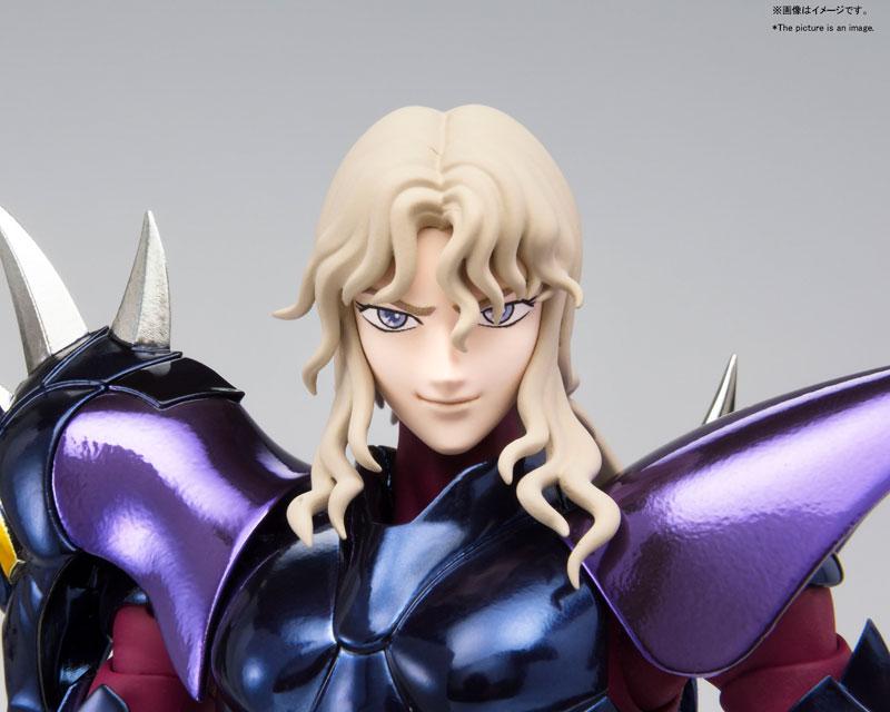 【再販】聖闘士聖衣神話EX『アルファ星ドゥベ ジークフリート』聖闘士星矢 可動フィギュア-009