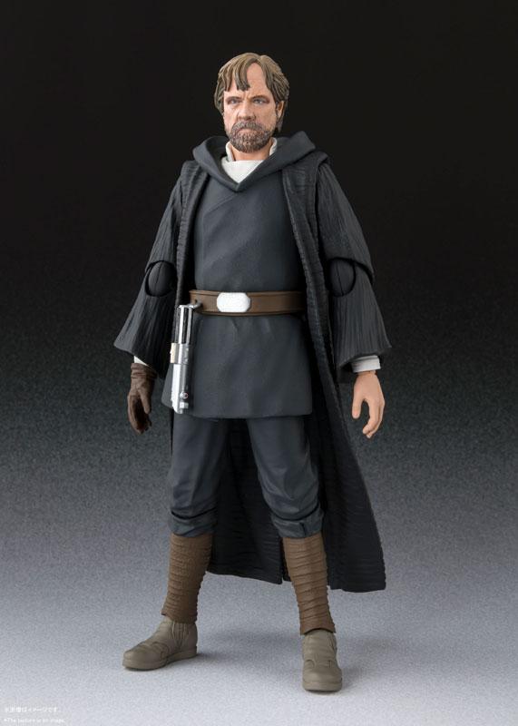 S.H.Figuarts『ルーク・スカイウォーカー -バトル・オブ・クレイト Ver.-(STAR WARS:The Last Jedi)』スター・ウォーズ 可動フィギュア-002