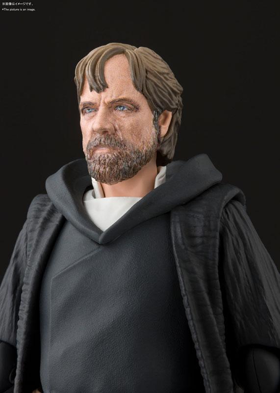 S.H.Figuarts『ルーク・スカイウォーカー -バトル・オブ・クレイト Ver.-(STAR WARS:The Last Jedi)』スター・ウォーズ 可動フィギュア-004