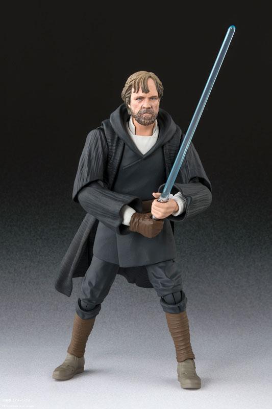 S.H.Figuarts『ルーク・スカイウォーカー -バトル・オブ・クレイト Ver.-(STAR WARS:The Last Jedi)』スター・ウォーズ 可動フィギュア-007