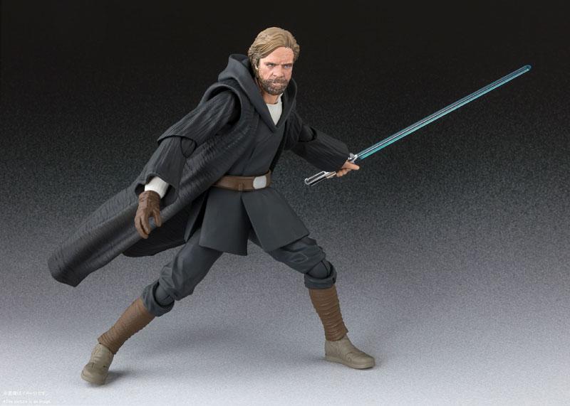 S.H.Figuarts『ルーク・スカイウォーカー -バトル・オブ・クレイト Ver.-(STAR WARS:The Last Jedi)』スター・ウォーズ 可動フィギュア-008