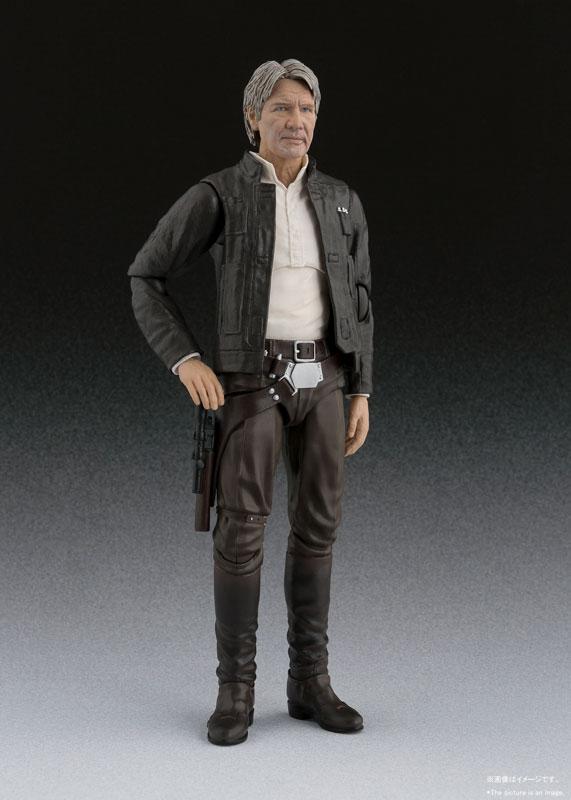 S.H.Figuarts『ハン・ソロ(STAR WARS:The Force Awakens)』スター・ウォーズ 可動フィギュア-004