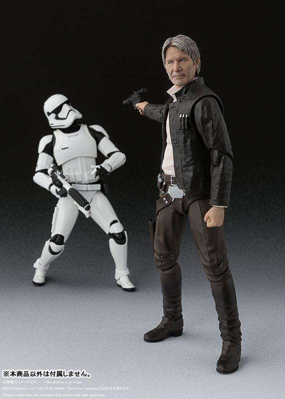 S.H.Figuarts『ハン・ソロ(STAR WARS:The Force Awakens)』スター・ウォーズ 可動フィギュア-005