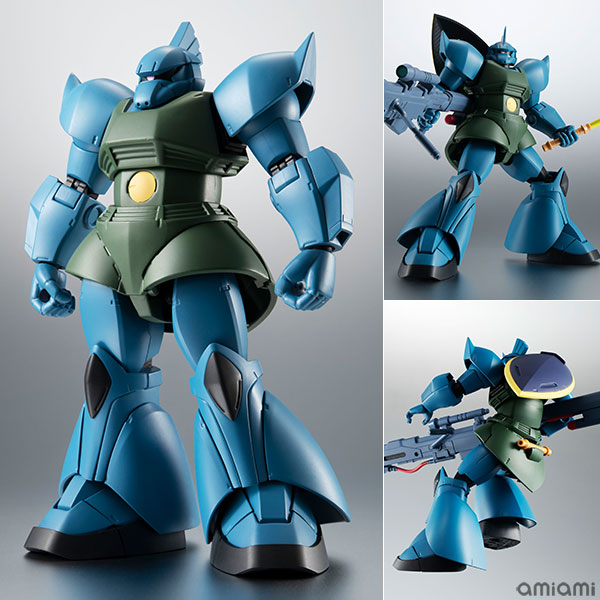 ROBOT魂〈SIDE MS〉『MS-14A ガトー専用ゲルググ ver. A.N.I.M.E.』可動フィギュア