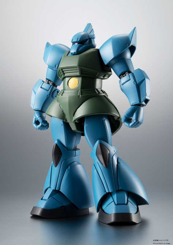ROBOT魂〈SIDE MS〉『MS-14A ガトー専用ゲルググ ver. A.N.I.M.E.』可動フィギュア-001