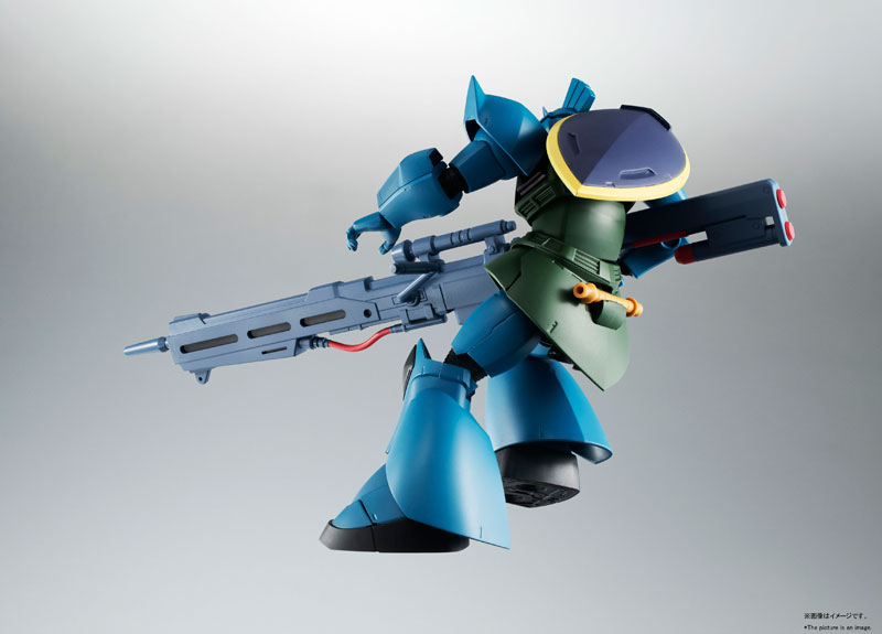 ROBOT魂〈SIDE MS〉『MS-14A ガトー専用ゲルググ ver. A.N.I.M.E.』可動フィギュア-006