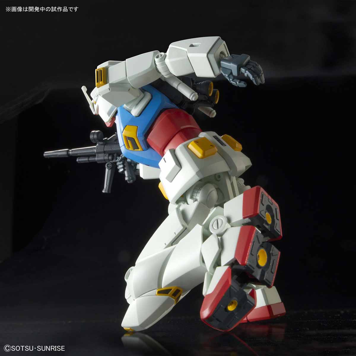 HG 1/144『ガンダムG40(Industrial Design Ver.)』プラモデル-002