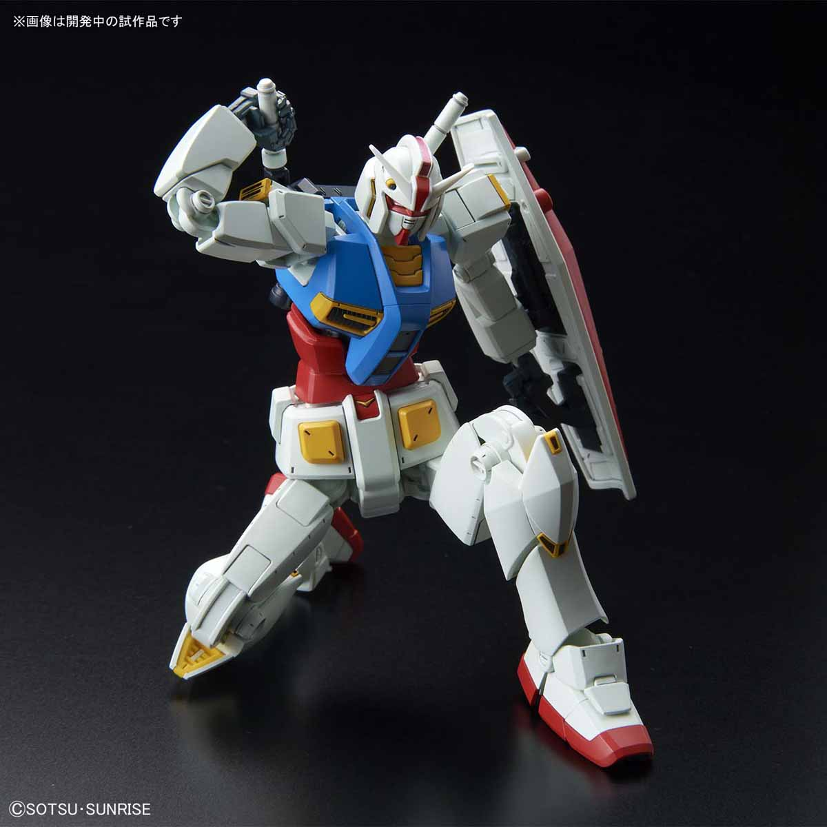 HG 1/144『ガンダムG40(Industrial Design Ver.)』プラモデル-003