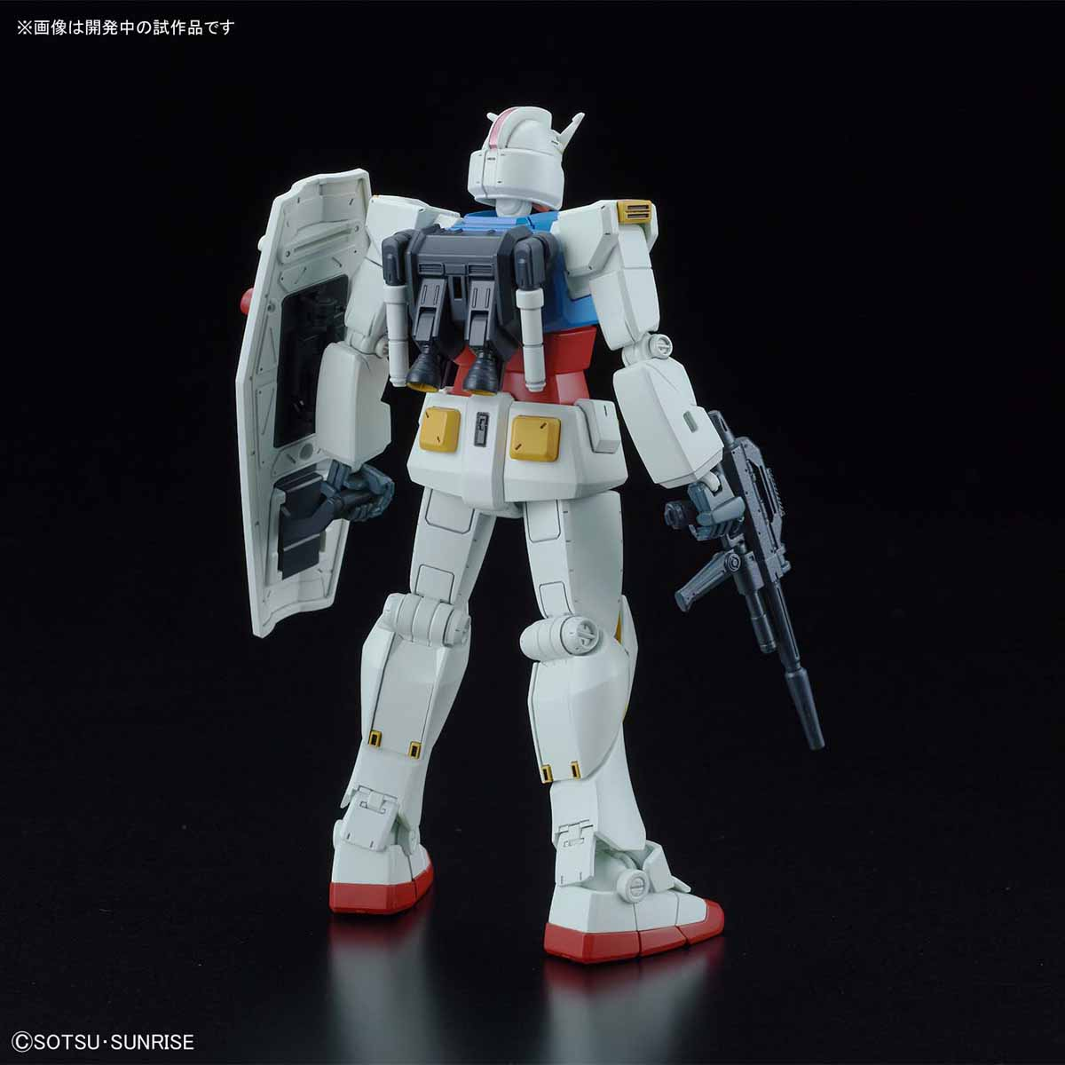 HG 1/144『ガンダムG40(Industrial Design Ver.)』プラモデル-008