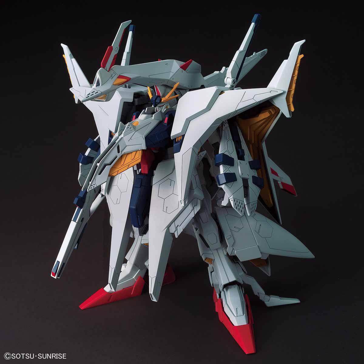 【再販】HGUC 1/144『ペーネロペー』機動戦士ガンダム 閃光のハサウェイ プラモデル-001