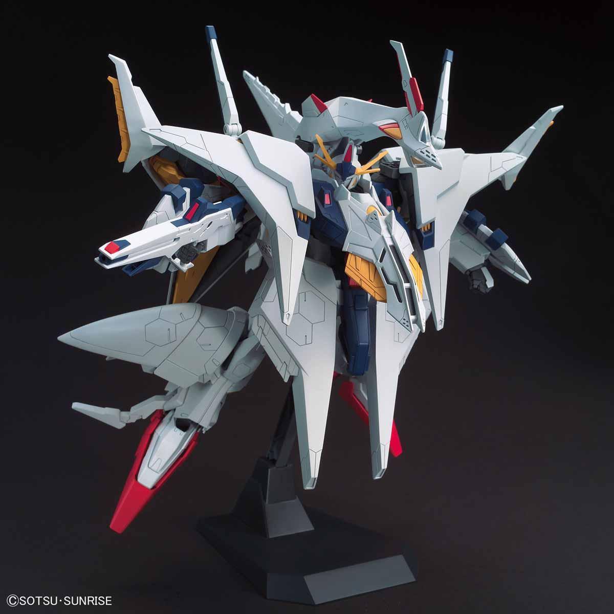 【再販】HGUC 1/144『ペーネロペー』機動戦士ガンダム 閃光のハサウェイ プラモデル-002