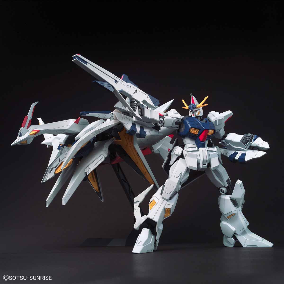 【再販】HGUC 1/144『ペーネロペー』機動戦士ガンダム 閃光のハサウェイ プラモデル-008