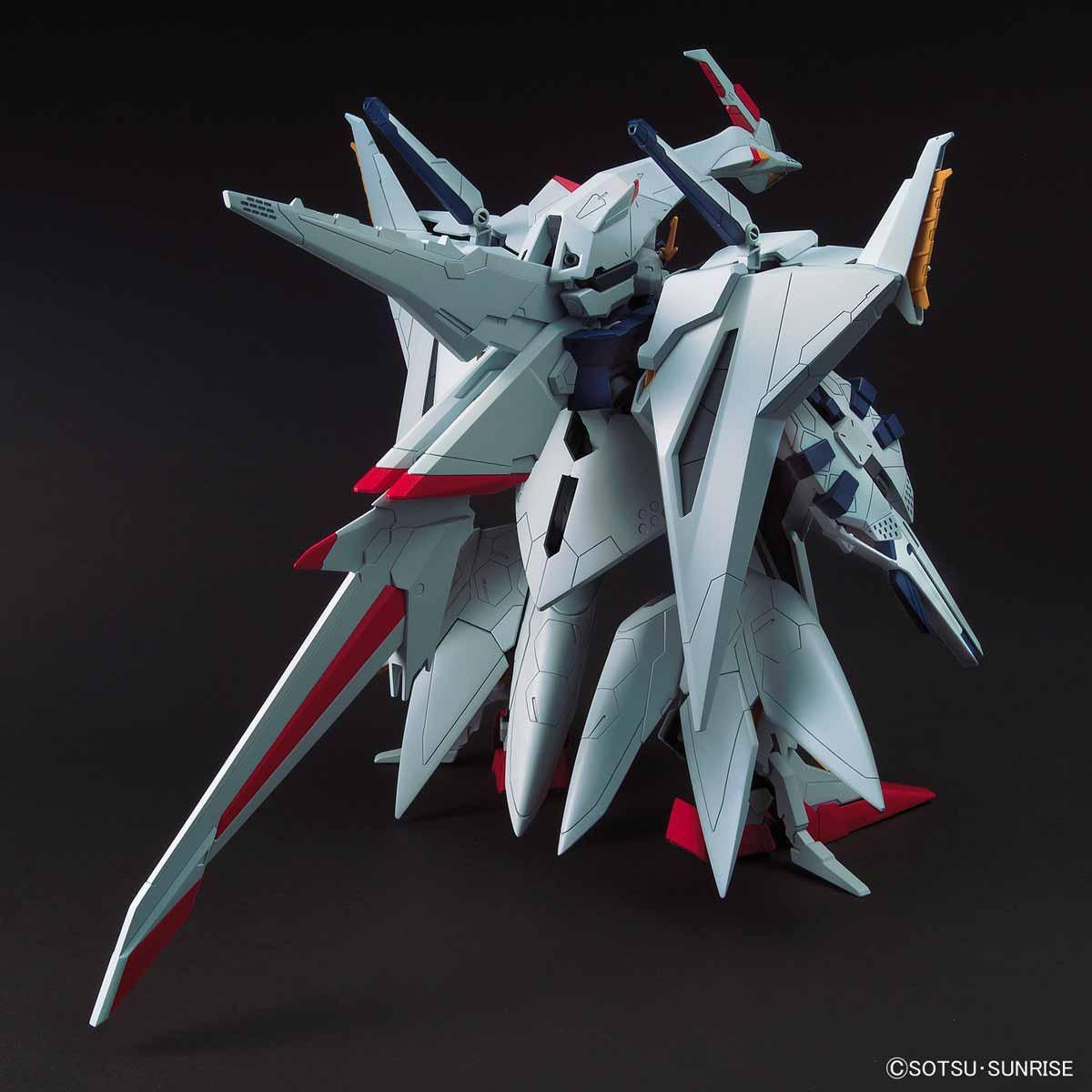 【再販】HGUC 1/144『ペーネロペー』機動戦士ガンダム 閃光のハサウェイ プラモデル-011