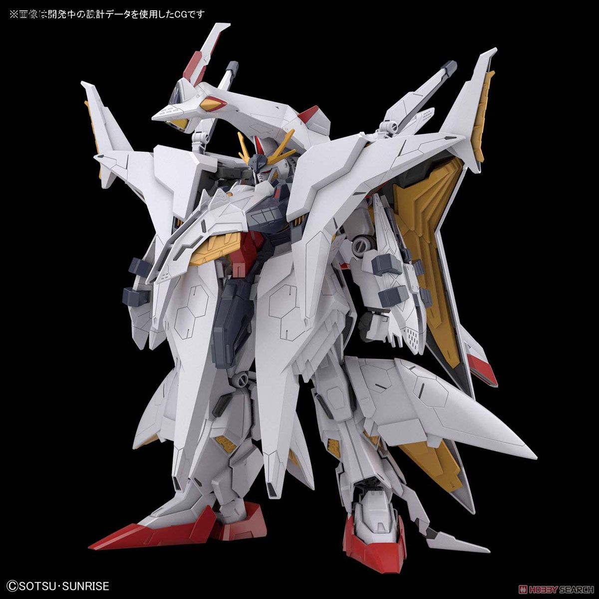 【再販】HGUC 1/144『ペーネロペー』機動戦士ガンダム 閃光のハサウェイ プラモデル-014