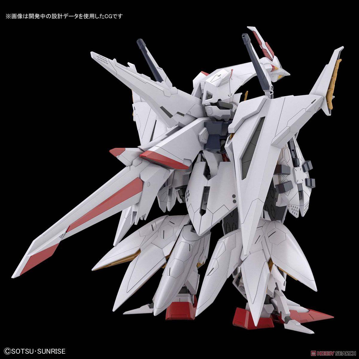 【再販】HGUC 1/144『ペーネロペー』機動戦士ガンダム 閃光のハサウェイ プラモデル-016