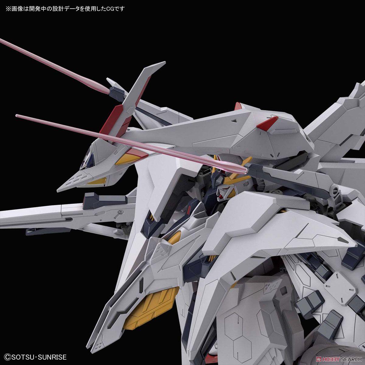 【再販】HGUC 1/144『ペーネロペー』機動戦士ガンダム 閃光のハサウェイ プラモデル-017