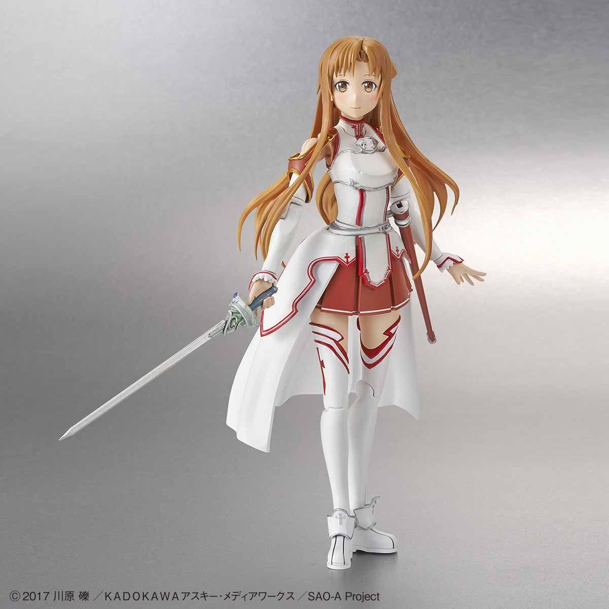 Figure-rise Standard『アスナ』ソードアート・オンライン プラモデル-003