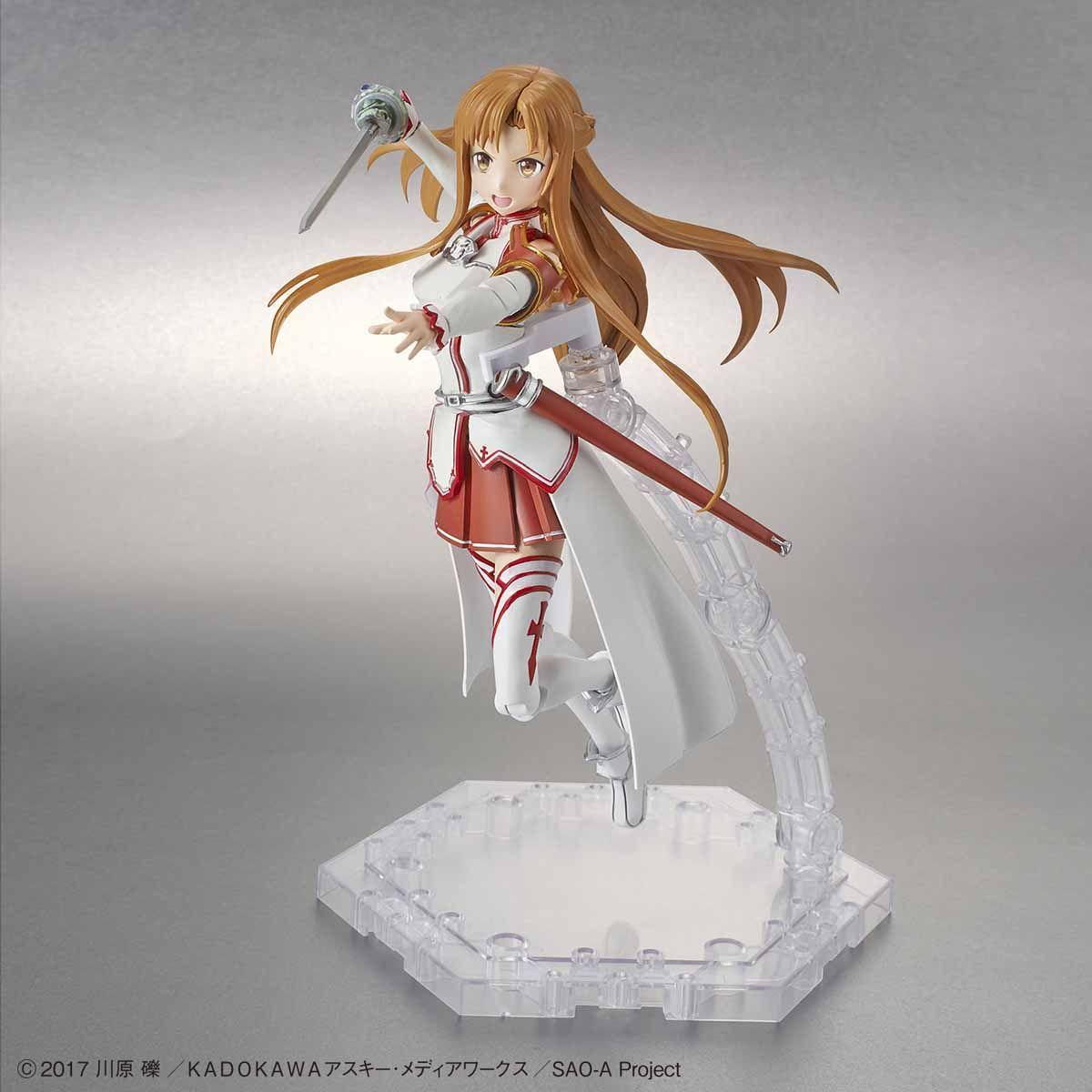 Figure-rise Standard『アスナ』ソードアート・オンライン プラモデル-006