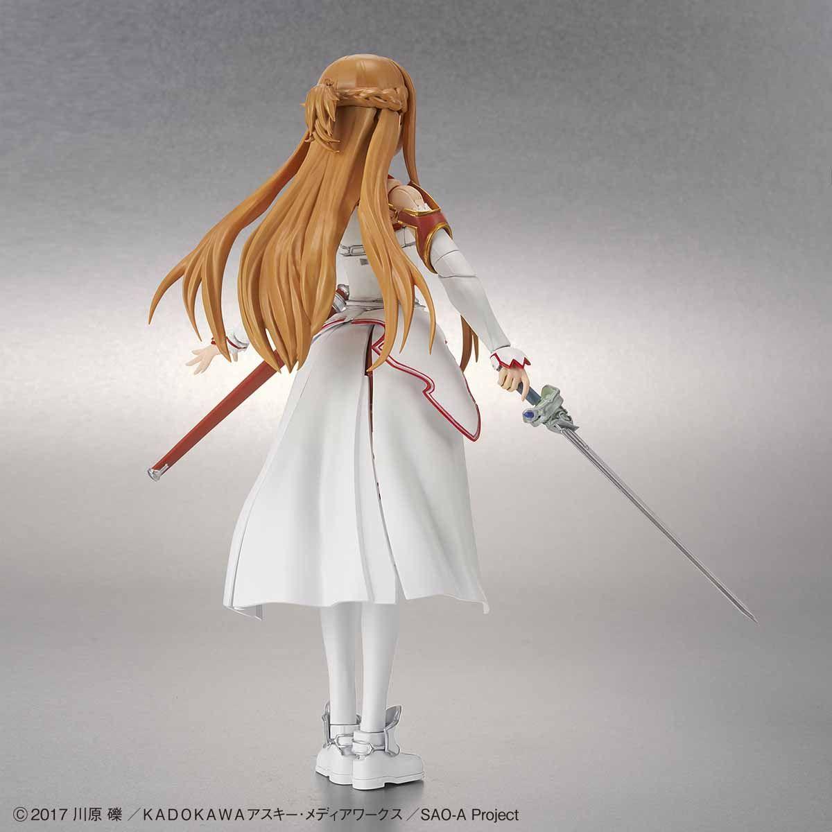 Figure-rise Standard『アスナ』ソードアート・オンライン プラモデル-007