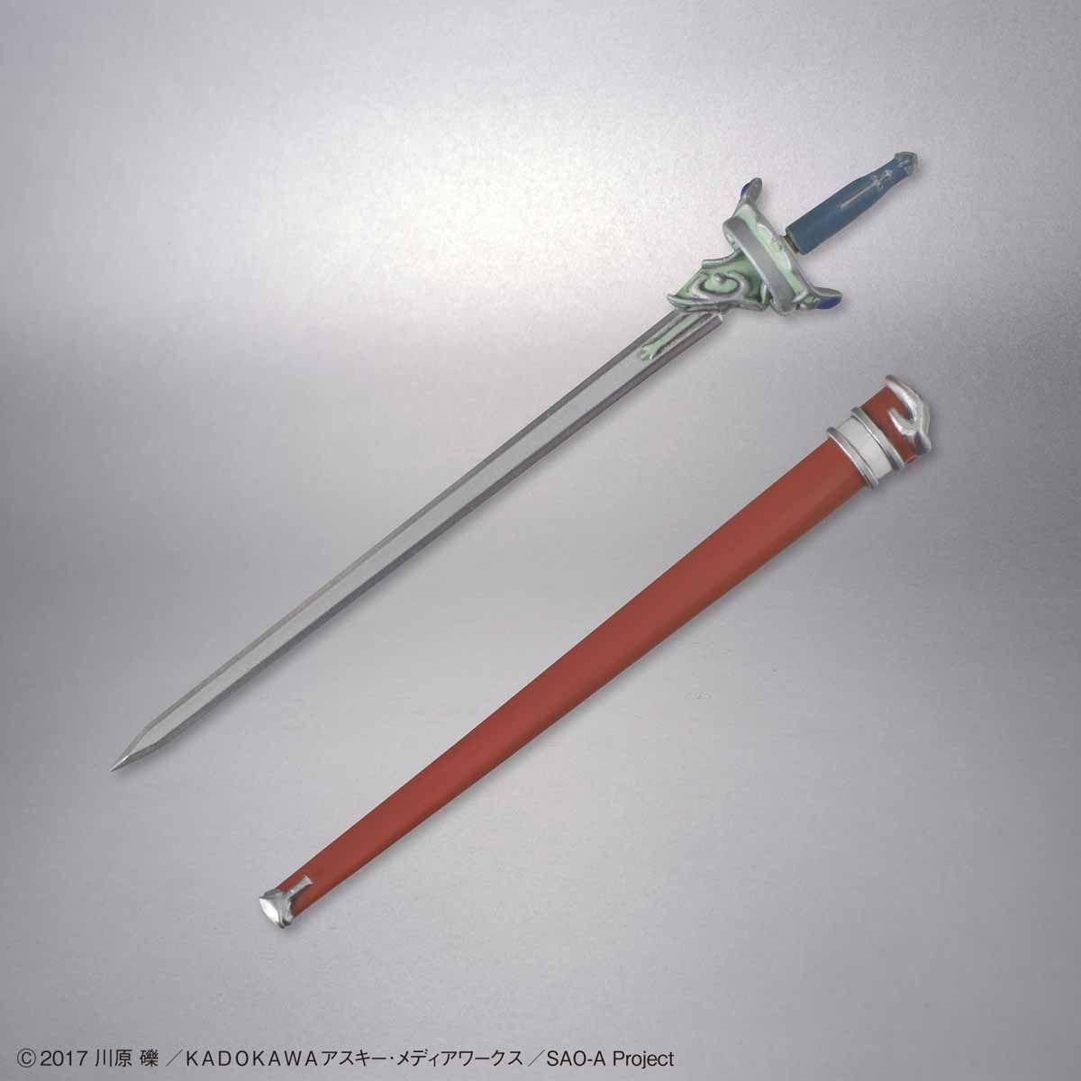 Figure-rise Standard『アスナ』ソードアート・オンライン プラモデル-008