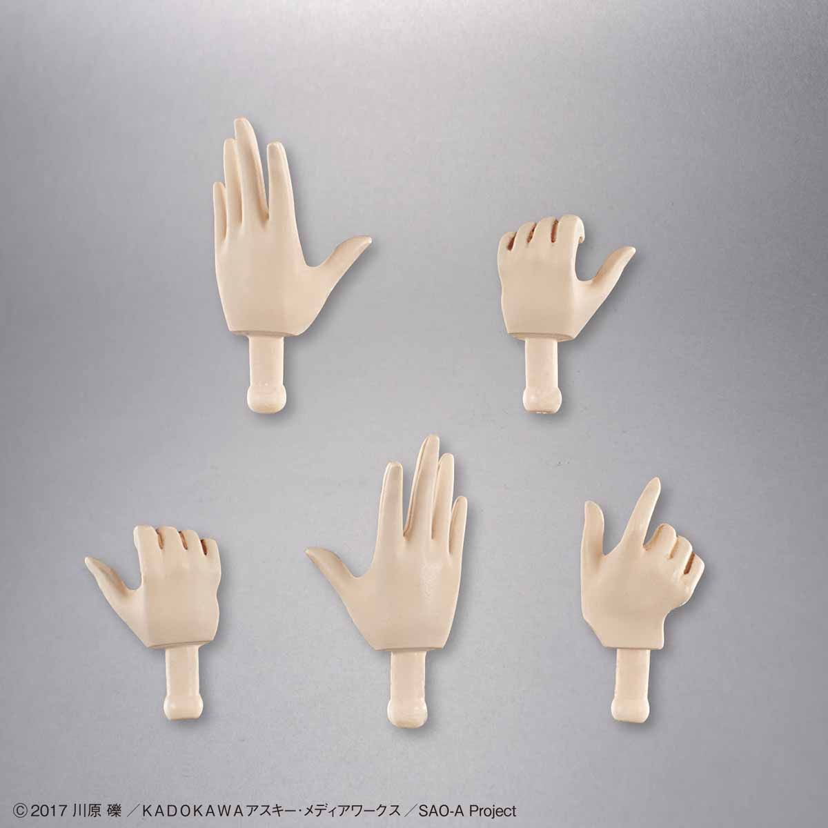 Figure-rise Standard『アスナ』ソードアート・オンライン プラモデル-009