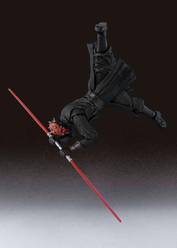 【再販】S.H.Figuarts『ダース・モール』スター・ウォーズ 可動フィギュア-008