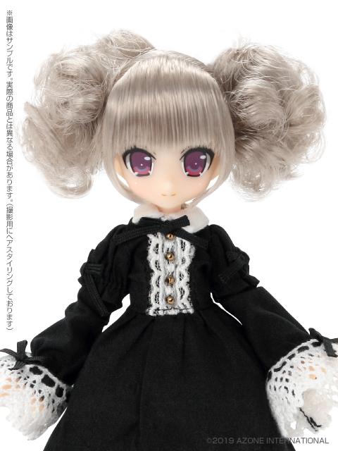 Lil'Fairy ~ちいさな ちいさなお手伝いさん~『もじゃヴェル』1/12 完成品ドール-001