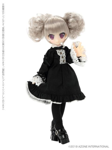 Lil'Fairy ~ちいさな ちいさなお手伝いさん~『もじゃヴェル』1/12 完成品ドール-006