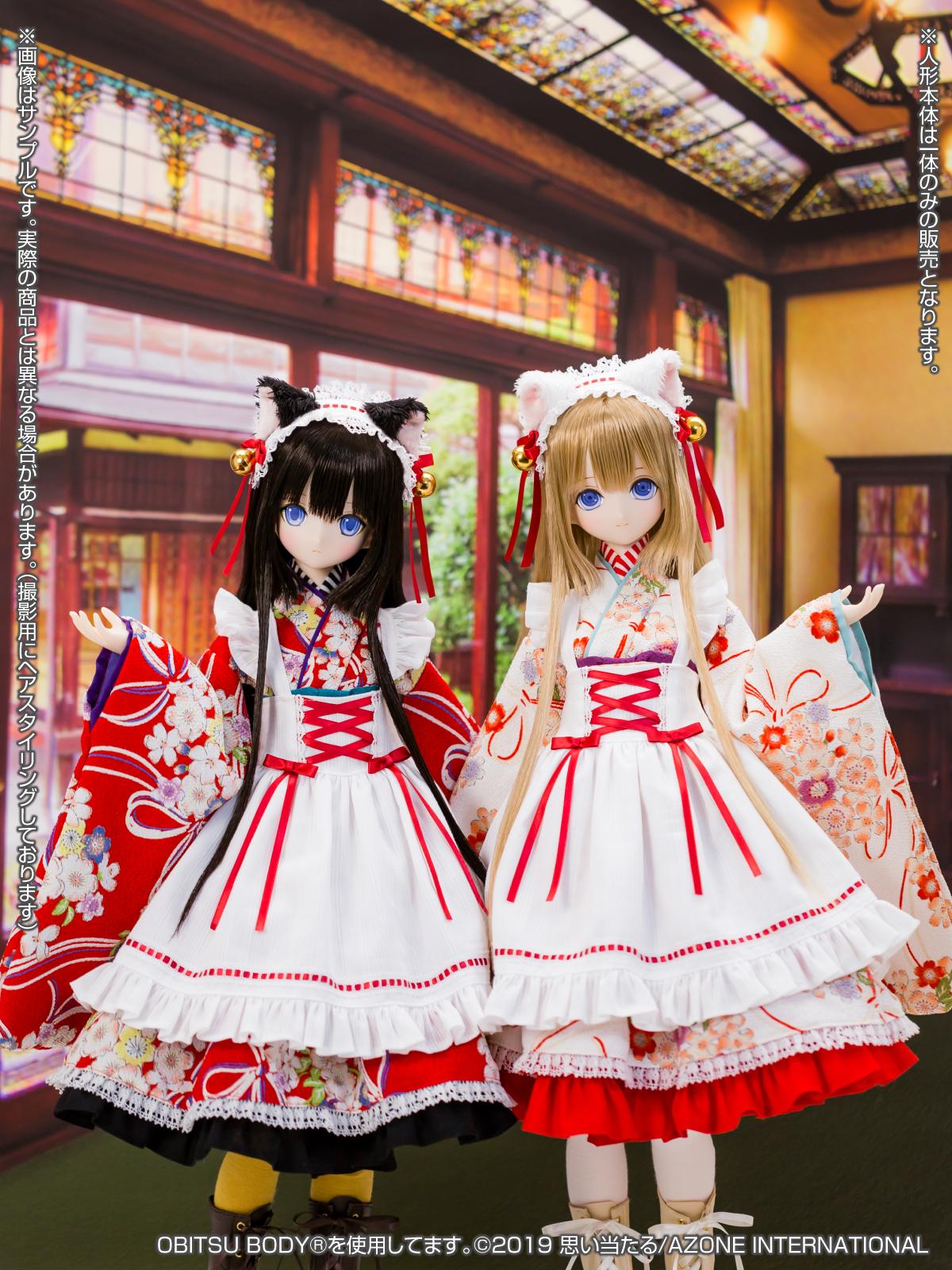 【再販】Time of eternal『Alice/Time of grace Ⅳ~大正浪漫~黒猫ロンド』完成品ドール-006