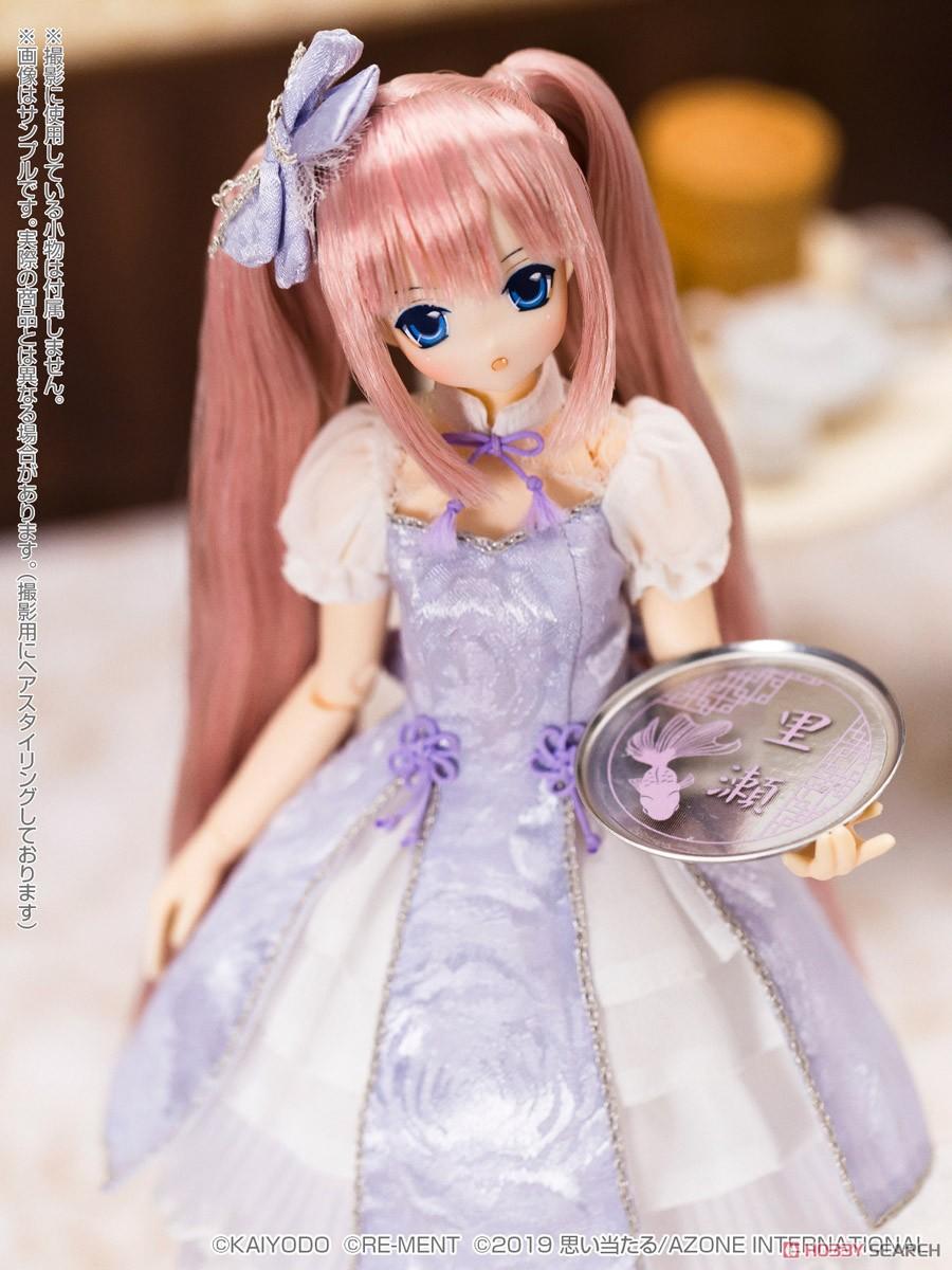 サアラズ ア・ラ・モード ~mermaid a・la・mode~『金魚姫 / リセ』完成品ドール-008