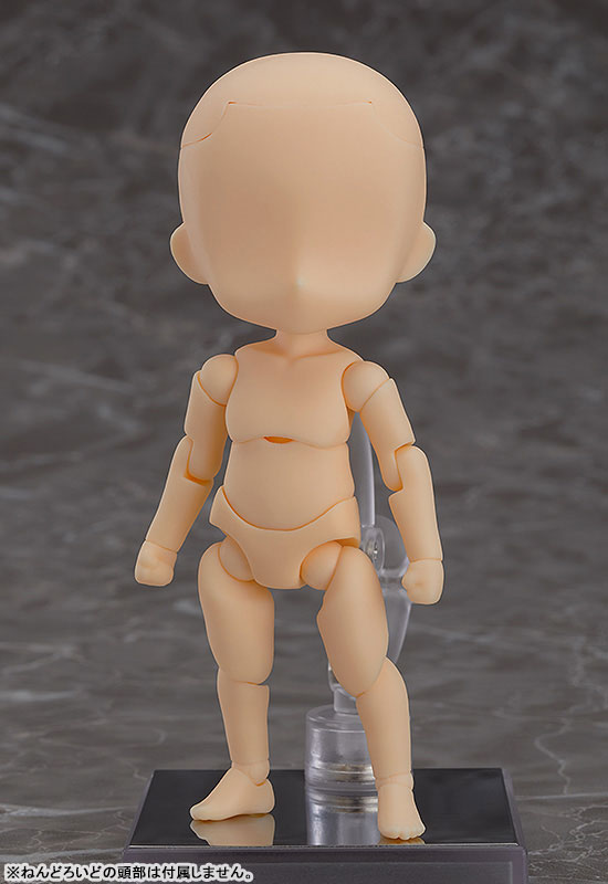 ねんどろいどどーる『archetype:Boy(almond milk)/アーキタイプ 男の子(アーモンドミルク)』ドール素体-001