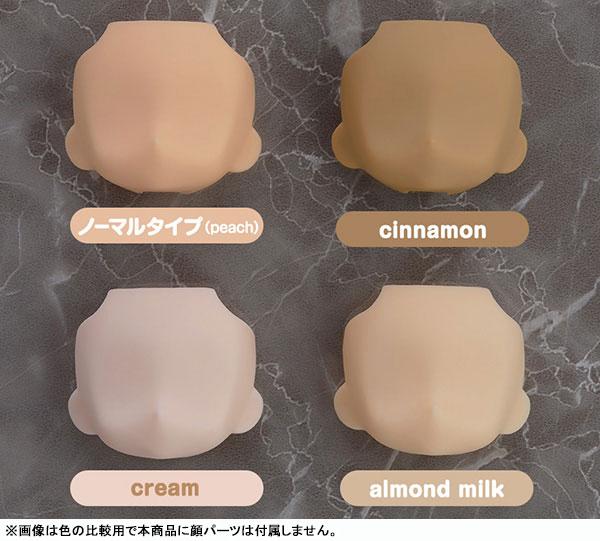 ねんどろいどどーる『archetype:Girl(almond milk)/アーキタイプ 女の子(アーモンドミルク)』ドール素体-004