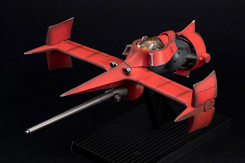 カウボーイビバップ『ソードフィッシュII』1/48 完成品モデル-001