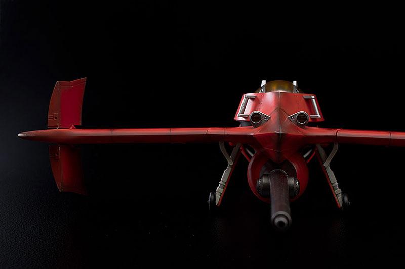 カウボーイビバップ『ソードフィッシュII』1/48 完成品モデル-003