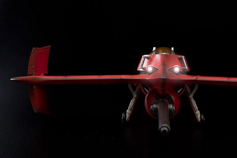 カウボーイビバップ『ソードフィッシュII』1/48 完成品モデル-013