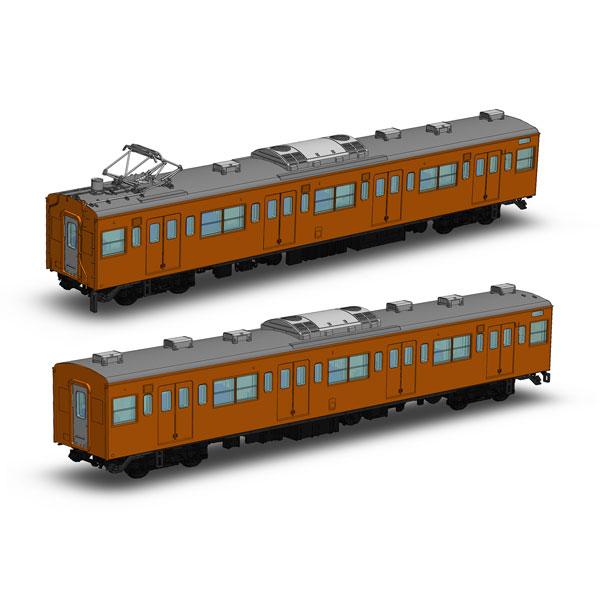 1/80『JR東日本201系直流電車(中央線)モハ201・モハ200』プラモデル