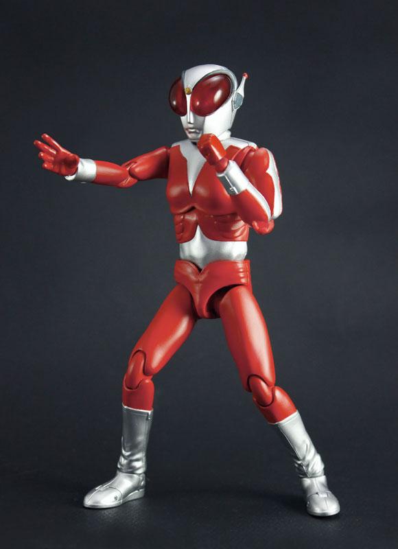 【再販】HAF(ヒーローアクションフィギュア)『ファイヤーマン』可動フィギュア-001