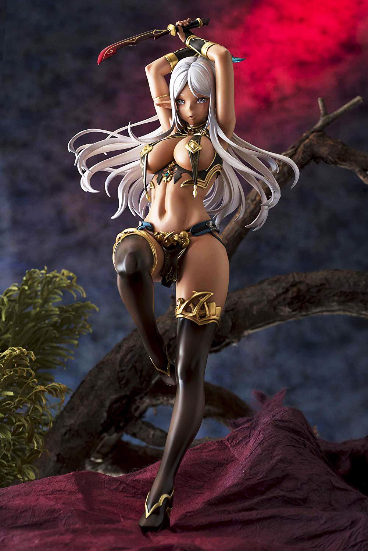 Caress of Venus:houtengeki figure collection『シェリー・エオニウム』1/7 完成品フィギュア-004