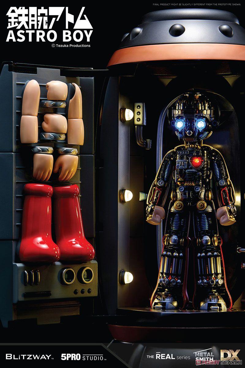 スパーブ アニメ スタチュー『アトム デラックス Ver.』鉄腕アトム 完成品フィギュア-013