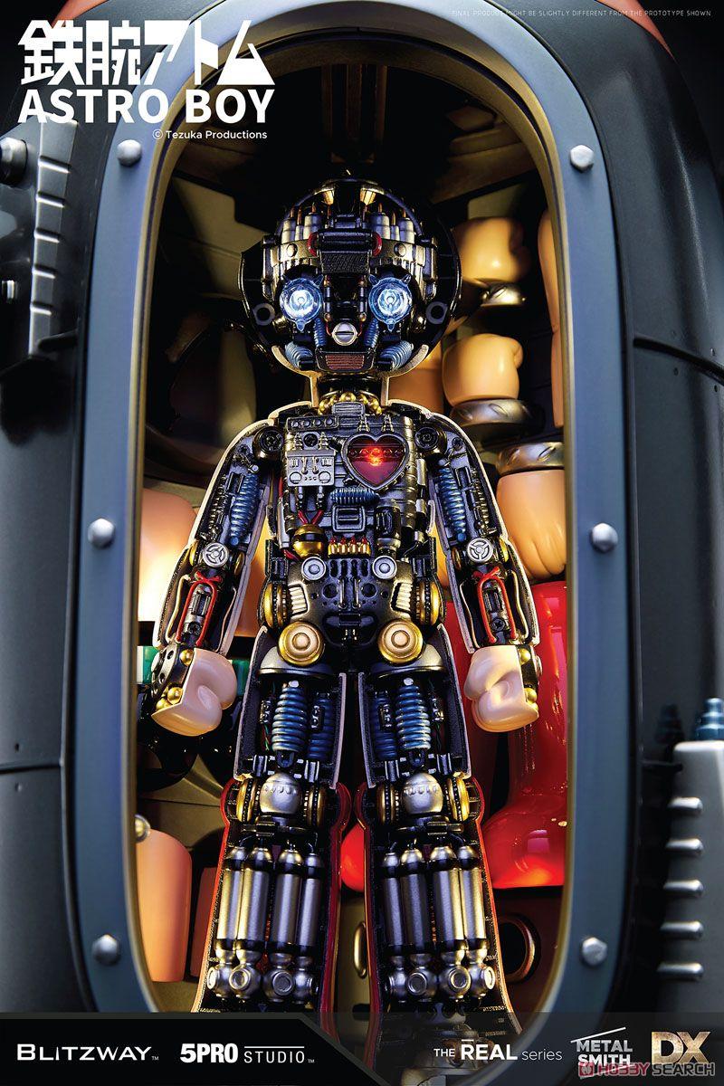 スパーブ アニメ スタチュー『アトム デラックス Ver.』鉄腕アトム 完成品フィギュア-019